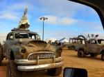 Detrás de las cámaras - Mad Max. Furia en la Carretera (29)