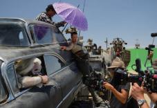 Detrás de las cámaras - Mad Max. Furia en la Carretera (3)