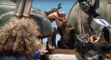 Detrás de las cámaras - Mad Max. Furia en la Carretera (31)