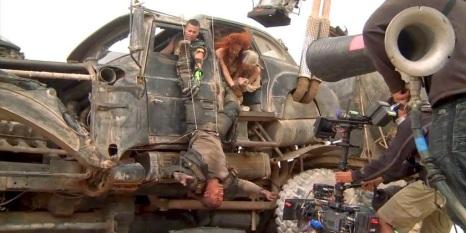 Detrás de las cámaras - Mad Max. Furia en la Carretera (4)