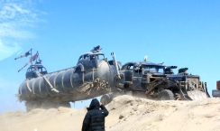 Detrás de las cámaras - Mad Max. Furia en la Carretera (44)