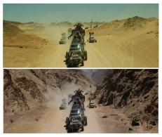 Detrás de las cámaras - Mad Max. Furia en la Carretera (48)