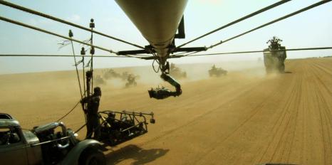 Detrás de las cámaras - Mad Max. Furia en la Carretera (5)