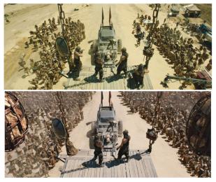 Detrás de las cámaras - Mad Max. Furia en la Carretera (62)