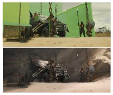 Detrás de las cámaras - Mad Max. Furia en la Carretera (64)