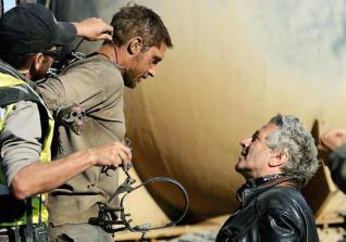 Detrás de las cámaras - Mad Max. Furia en la Carretera (7)