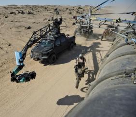 Detrás de las cámaras - Mad Max. Furia en la Carretera (8)