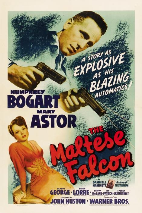 Poster - Maltese Falcon