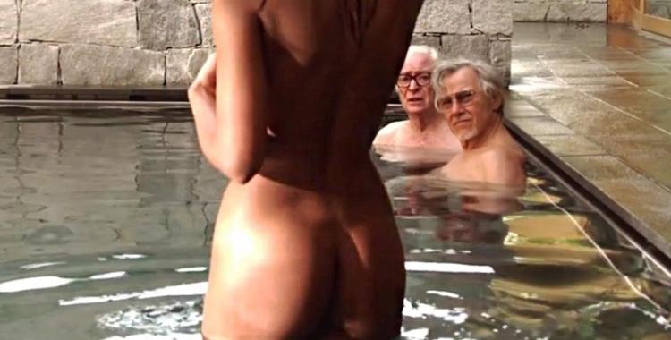 el-tornillo-de-klaus-La-Juventud-de-Paolo-Sorrentino-Youth-la-giovinezza-Luca-Bigazzi-indigo-film-harvey-keitel-old-Michael-Caine-Madalina-Diana-Ghenea-nude-desnudo