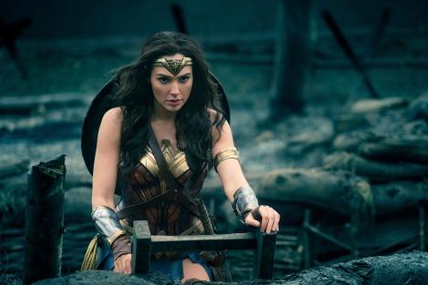 Film Box Office Wonder Woman